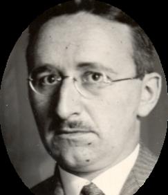 Portrait Friedrich August von Hayek